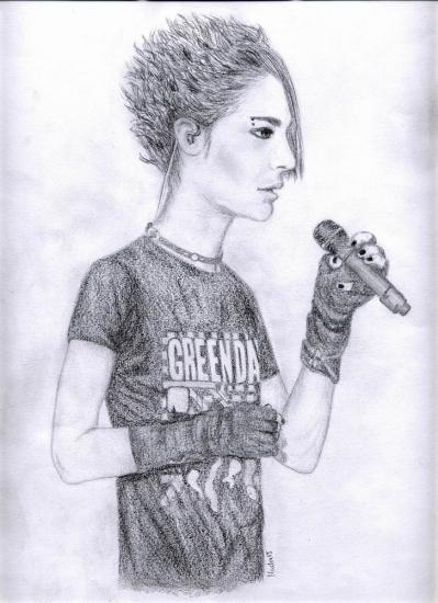 Bill Kaulitz by Madie15